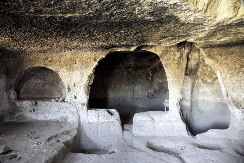 Konya Kilistra Antik Şehir Drone Turu