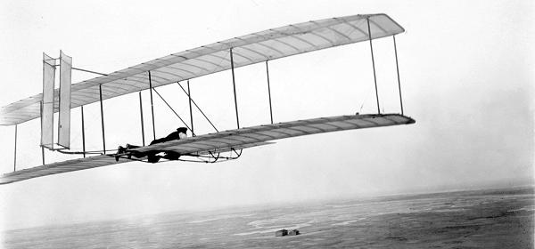 İlk uçak ne zaman icat edildi?