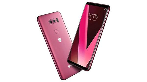 LG K30 ekran görüntüsü nasıl alınır
