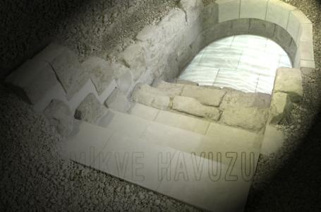 Yahudi Dinine göre Arınma Havuzu Mikve