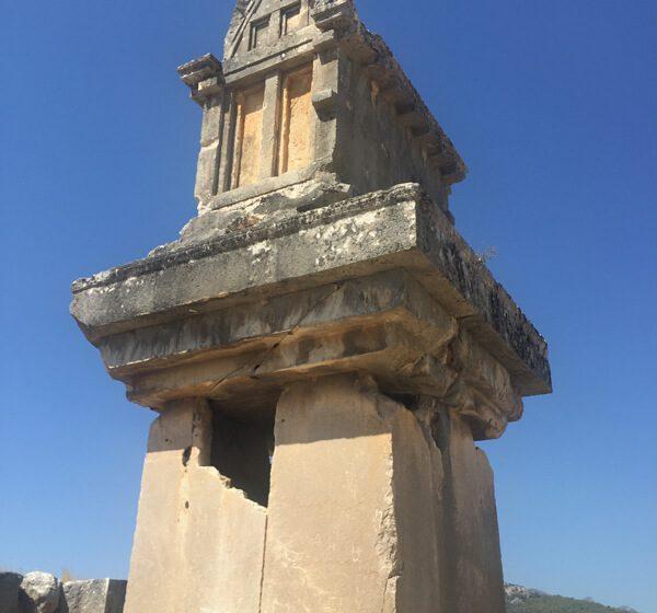 Xanthos Antik Kenti Nereden ve Nasıl Gidilir